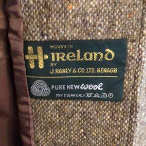J. Hanley Jackets & Coats - Wool Blazer